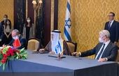 امضا توافق سازش بین بحرین و اسرائیل