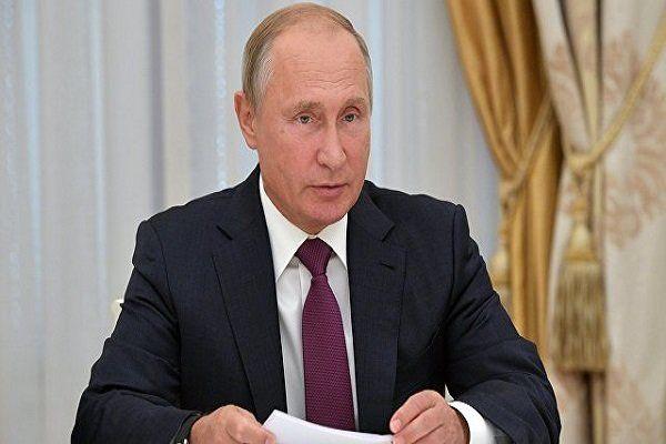 پوتین: بخش اعظم اراضی سوریه از لوث تروریسم آزاد شده است
