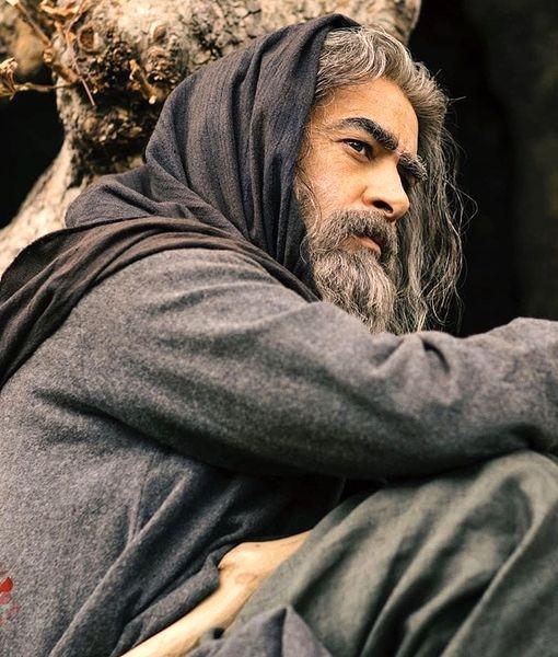 شهاب حسینی با چهره ای کاملا جدید