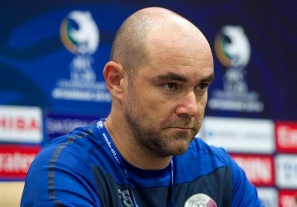 خرافه پرستی اسپانیایی عامل قهرمانی قطر در آسیا