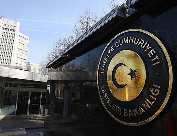 سفیر یونان در ترکیه احضار شد