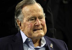 بوش پدر درگذشت