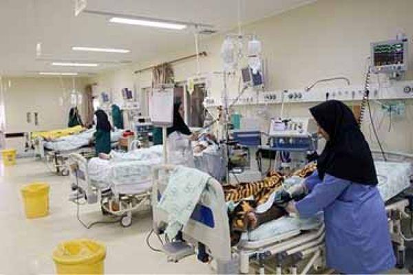 ضرب و شتم دو پرستار بیمارستان امام خمینی (ره) کوهدشت