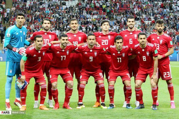 سرمربی و اعضای تیم ملی فوتبال صفحه مجازی خود را از دسترس خارج کردند بجز 2 بازیکن+عکس