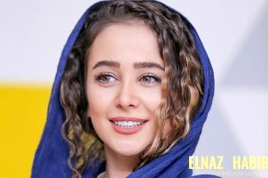 چهره واقعی و بدون آرایش الناز حبیبی! عکس