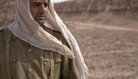 رضا مولایی در جبهه های جنگ + عکس