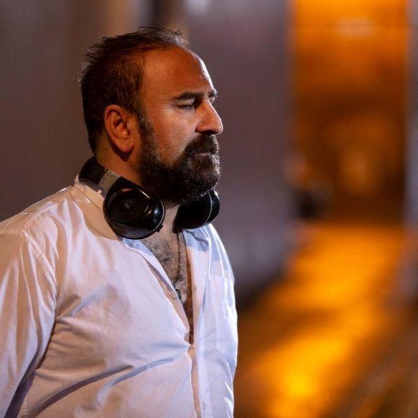 مهران احمدی غرق در افکارش + عکس