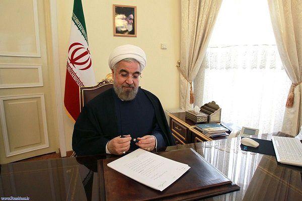 دولت را موظف میکنم تحقق منویات حضرتعالی را در اولویت قرار دهد