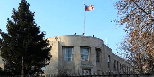 سفارت آمریکا در ترکیه خدمات ارائه روادید را متوقف کرد