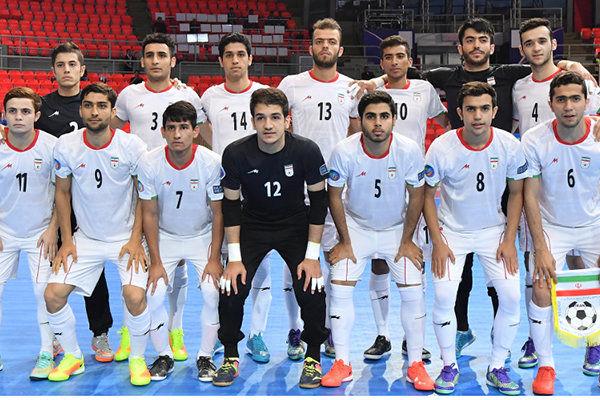 اشتباه عجیب AFC در اعلام میزبانی فوتسال ایران!
