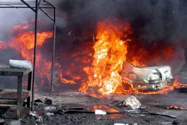 انفجار مرگبار در حومه شرقی حلب