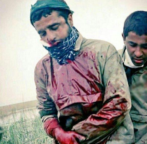 خاطره علی کریمی از بخور بخورهای زمان جنگ+عکس