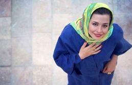 گریم مهراوه شریفینیا در سریال «دل»/عکس