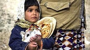 سوءتغذیه 12 هزار کودک در سیستان و بلوچستان