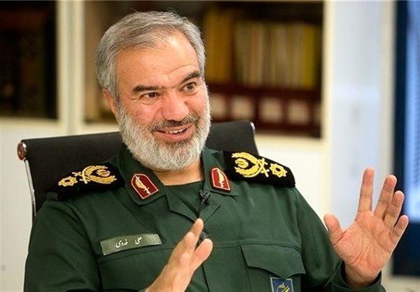 سردار فدوی: جنگ علیه ایران به هیچ وجه نتیجه نمیدهد