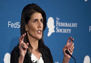 دفاع تمام قد نماینده آمریکا در سازمان ملل از اسرائیل