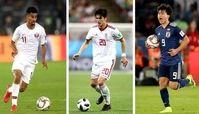 بهترین فوتبالیست های آسیا در سال 2020