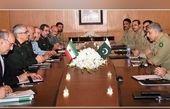 همکاریهای اطلاعاتی و امنیتی ایران و پاکستان گسترش مییابد