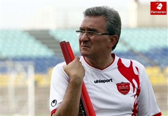 واکنش باشگاه پرسپولیس به خبر محرومیت برانکو