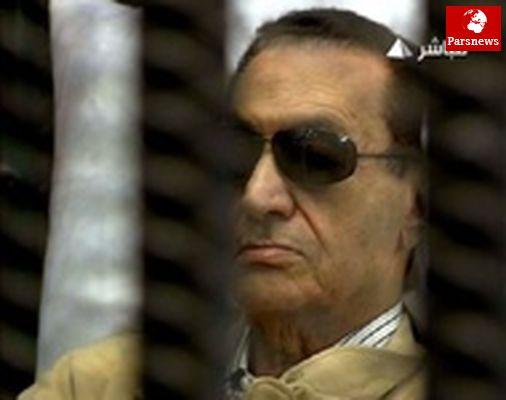 """"""" احتمال برگزاری همهپرسی عفو حسنی مبارک در مصر"""""""