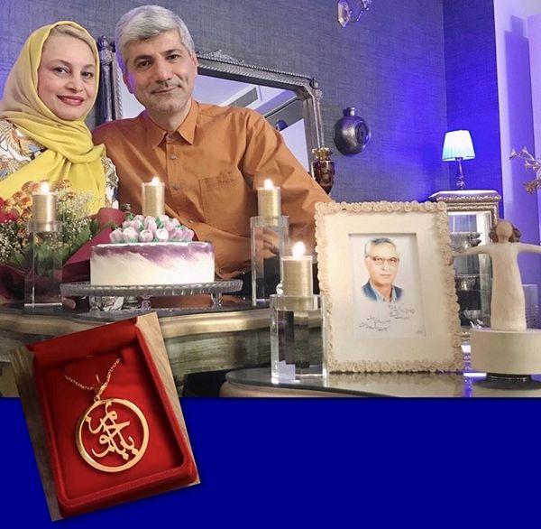 تولد مریم کاویانی در خانه اش + عکس
