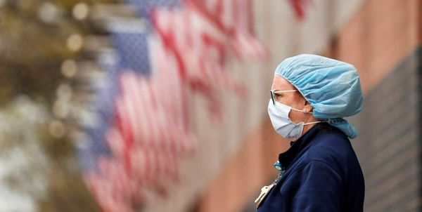 کرونا در جهان/ مرگ ۶۲۲ هزار آمریکایی مبتلا به کرونا + جدول تغییرات