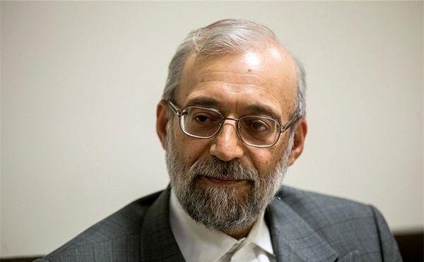دبیر ستاد حقوق بشر کشور محمدجواد لاریجانی