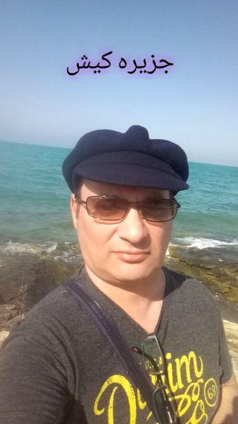 قلقلیخان در جزیره کیش + عکس