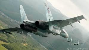 استقرار جنگندههای سوخو-۲۷ و سوخو-۳۰ روسیه در کریمه
