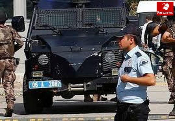 دستگیری 46 نفر از عناصر پکک در ترکیه