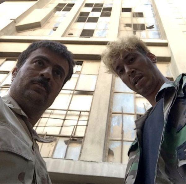 چهره جنگ زده بازیگران پایتخت + عکس