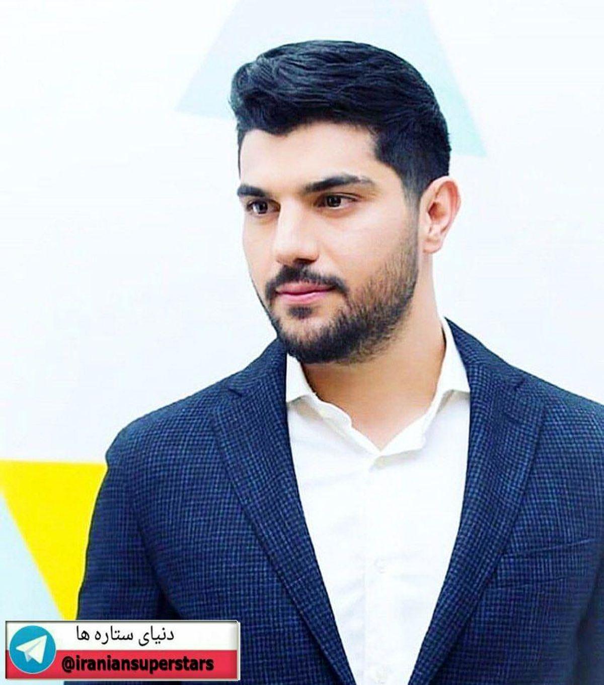"""استایل مردانه حامد محبوب سریال """"پدر""""+عکس"""