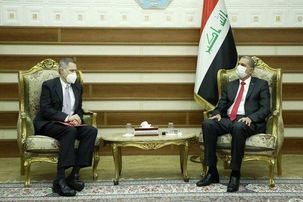 رایزنی وزیر کشور عراق با سفیر آمریکا در بغداد
