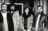 مهرداد صدیقیان در کنار عشق زندگی نوید محمدزاده + عکس