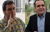 «شهرام قائدی» و «حسین رفیعی» جلوی دوربین سریال «شش قهرمان و نصفی»