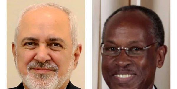 جزئیات گفت و گوی تلفنی ظریف و وزیر خارجه سنت وینسنت