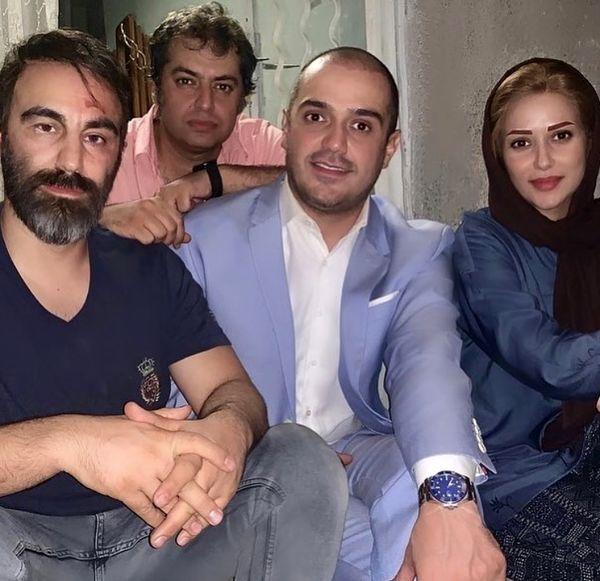 پریناز ایزدیار به بازیگر بازیگر پایتخت پیوست + عکس