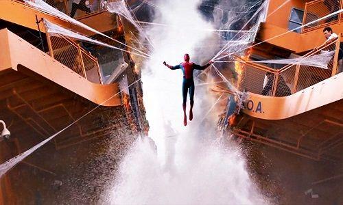 بازگشت مجدد مرد عنکبوتی