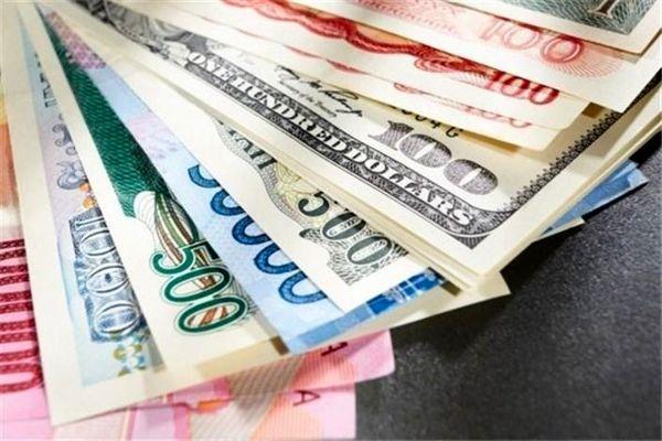 نرخ ۳۹ ارز بین بانکی در ۷ آذرماه ۹۷