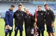 سه دروازهبان تیم ملی برای جام جهانی 2018