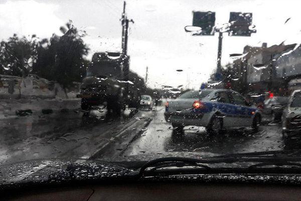 باران در نیمه شمالی کشور