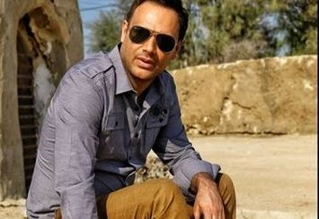 عکس جدید داماد اکرم محمدی