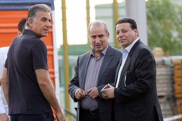 رئیس فدراسیون فوتبال به دنبال برطرف کردن دغدغه اصلی تیم ملی