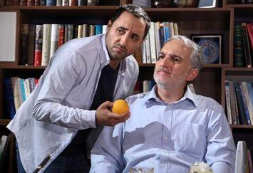 کشمکش امیرحسین رستمی با پدر زن جانش+عکس