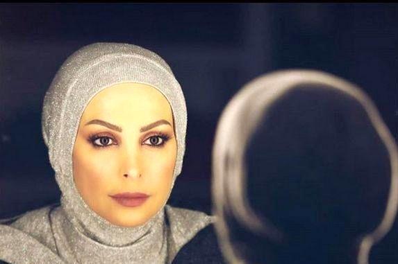 امل حجازی برای حجاب خواند
