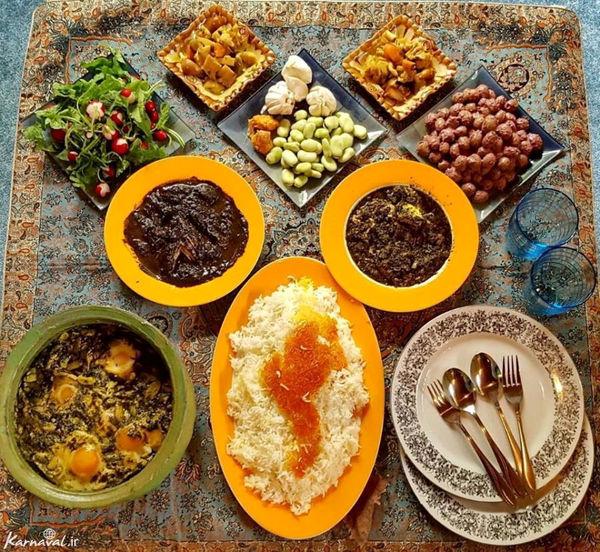 جشنواره بازیهای بومی محلی و غذاهای سنتی اقوام ایرانی برگزار شد