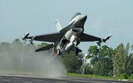 تایوان از بیم رزمایشهای چین اف-۱۶ مستقر کرد
