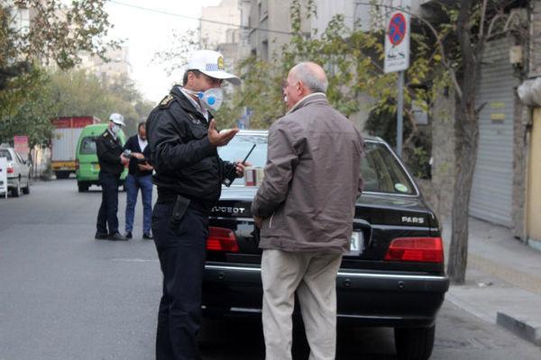 روزشمار برای پایان چشمپوشی پلیس از جریمه دو تخلف