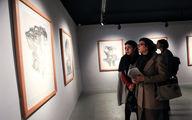 آثار هفتمین سوگواره عاشورایی عکس هیأت داوری شد