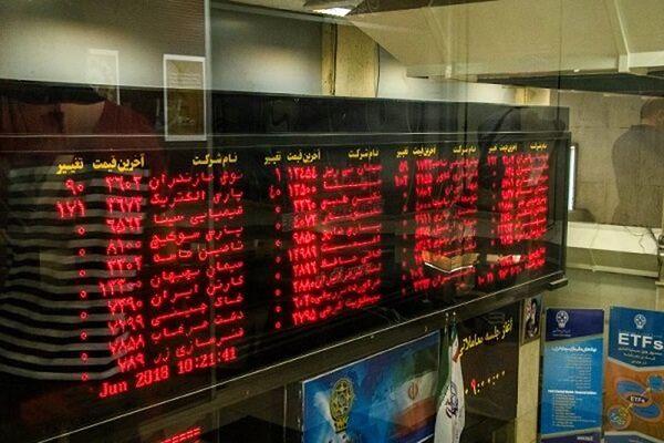شمار افرادی که برای کد بورسی احراز هویت شدند